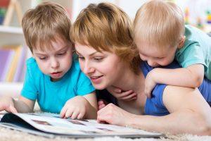 Educação de Filhos
